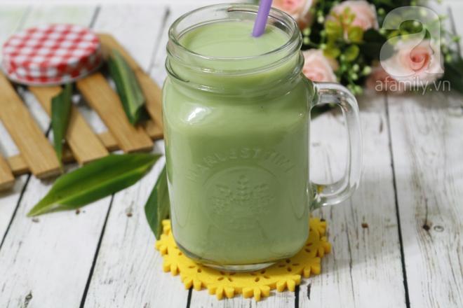 Thử ngay món sữa đậu nành xanh mát cực lạ miệng giải nhiệt mùa hè - Ảnh 6.