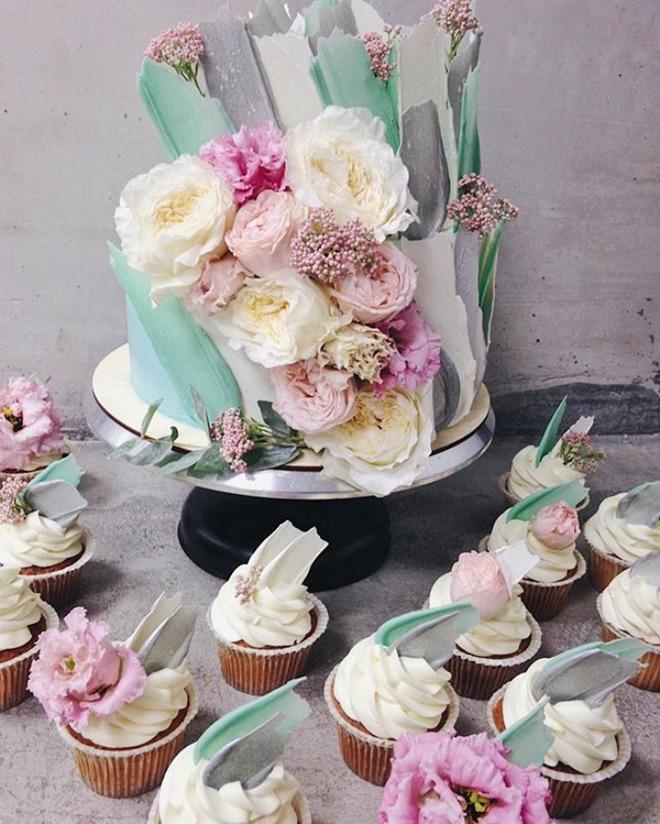 Chiêm ngưỡng tuyệt tác bánh ngọt - Brushstrokes cake đang gây bão mạng xã hội Instagram - Ảnh 8.