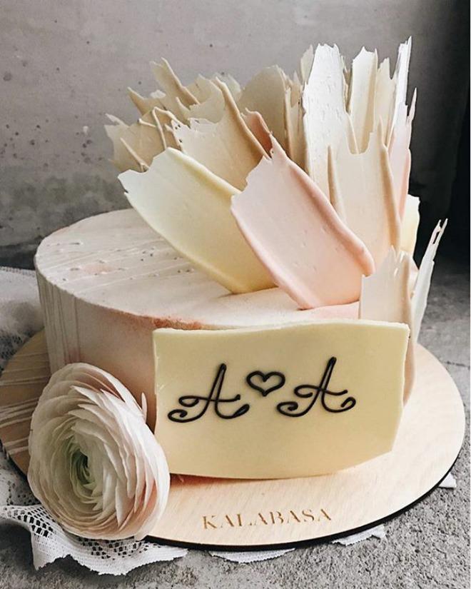 Chiêm ngưỡng tuyệt tác bánh ngọt - Brushstrokes cake đang gây bão mạng xã hội Instagram - Ảnh 4.