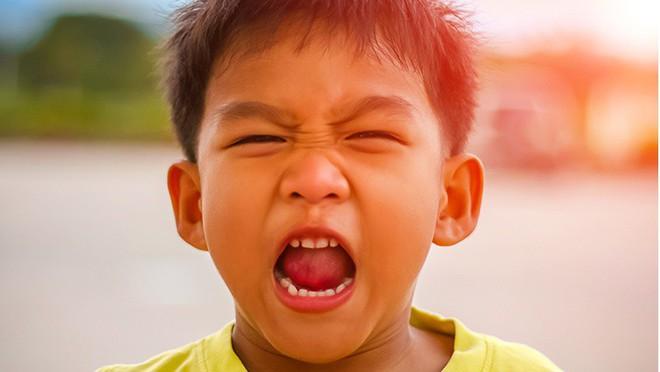 Chỉ cần 1 chú gấu bông, nhiều cha mẹ trên thế giới đã xóa tan cơn tức giận của con bằng cách này - Ảnh 1.