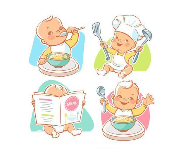 Chế độ ăn cùng cách chăm sóc tuyệt vời dành cho trẻ có dấu hiệu sụt cân, suy dinh dưỡng - Ảnh 4.