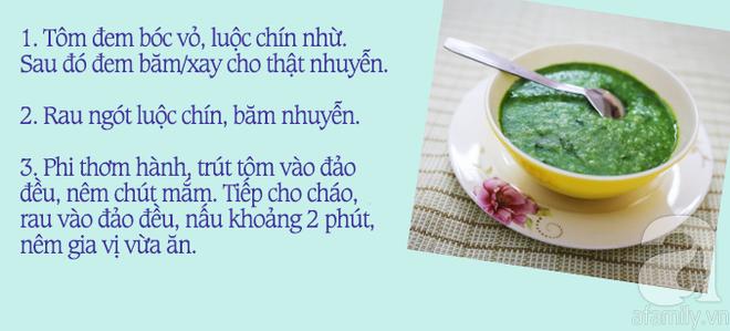19 món ăn ngon cho bé bị tay chân miệng cấp độ 1 và 2 đủ 4 nhóm dưỡng chất thiết yếu - Ảnh 5.