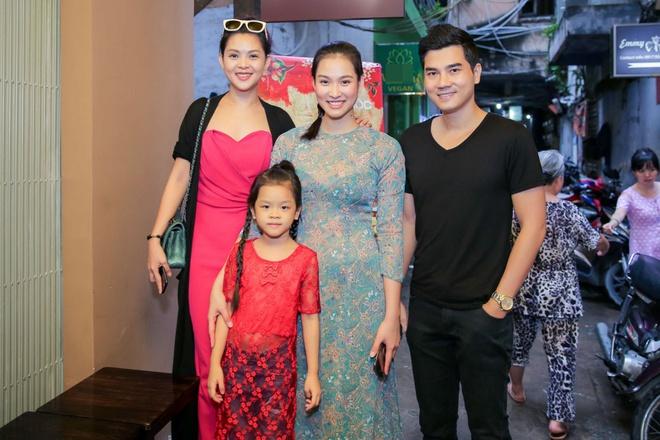 Hoa hậu Thùy Dung bất ngờ tái xuất, khoe sắc bên siêu mẫu Vương Thu Phương - Ảnh 8.