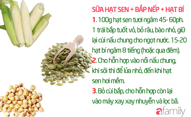 19 công thức làm sữa hạt thơm ngon giúp con tăng cân mà không bị rối loạn tiêu hóa - Ảnh 14.