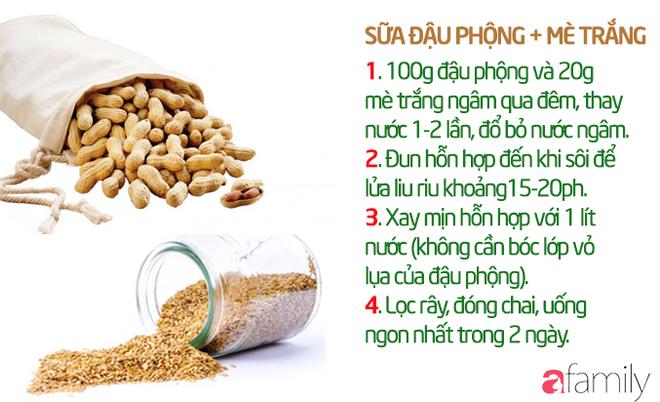 19 công thức làm sữa hạt thơm ngon giúp con tăng cân mà không bị rối loạn tiêu hóa - Ảnh 18.