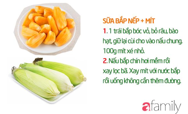 19 công thức làm sữa hạt thơm ngon giúp con tăng cân mà không bị rối loạn tiêu hóa - Ảnh 20.
