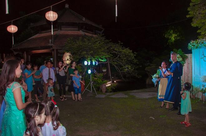 Đám cưới xanh bạc hà của cô dâu Việt quen chàng trai Thụy Điển vì một ly bia, yêu vì một chai rượu - Ảnh 18.