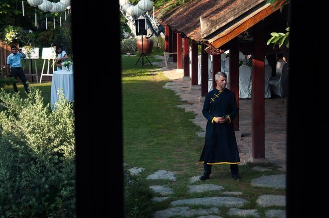 Đám cưới xanh bạc hà của cô dâu Việt quen chàng trai Thụy Điển vì một ly bia, yêu vì một chai rượu - Ảnh 9.