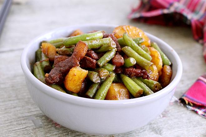 Thịt rim rau củ đậm đà ngon cơm - Ảnh 6.