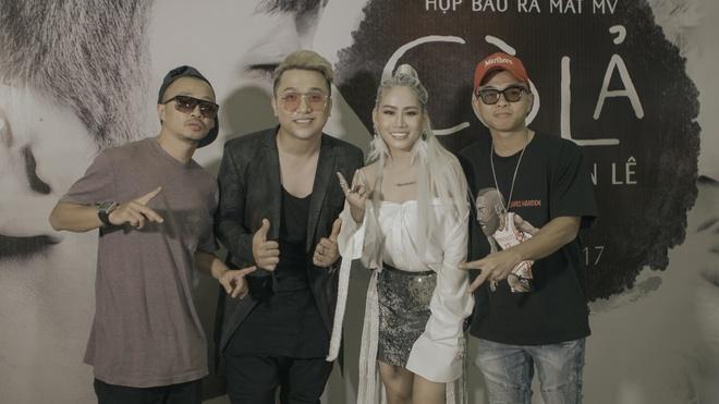Hậu The Remix, Yanbi – Yến Lê trở lại với MV đậm màu sắc dân gian - Ảnh 7.