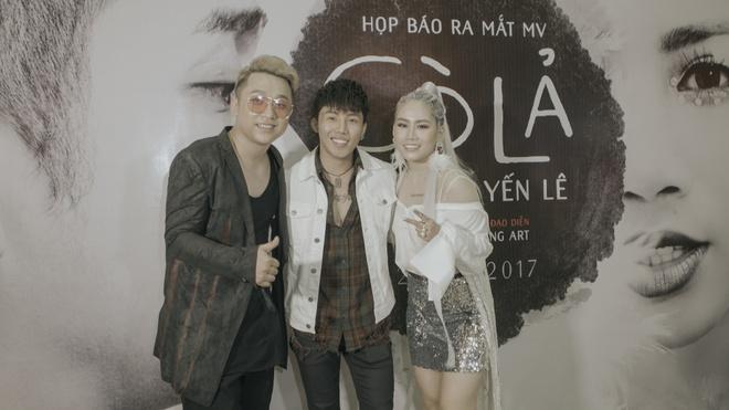 Hậu The Remix, Yanbi – Yến Lê trở lại với MV đậm màu sắc dân gian - Ảnh 6.