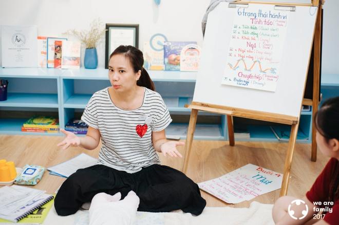 Trở về từ New Zealand, bà mẹ này đang làm thay đổi tư duy chăm sóc trẻ của gia đình Việt - Ảnh 10.