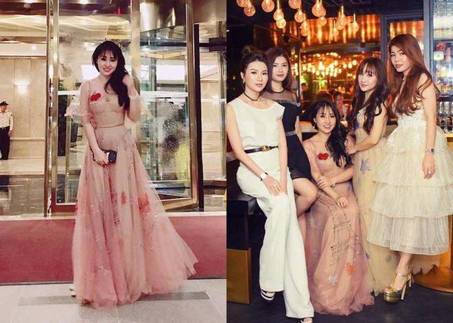 Đăng Thư - cựu hot girl Sài thành 10 năm trước nay đã là mẹ 2 con sành điệu, trẻ mãi không già - Ảnh 13.
