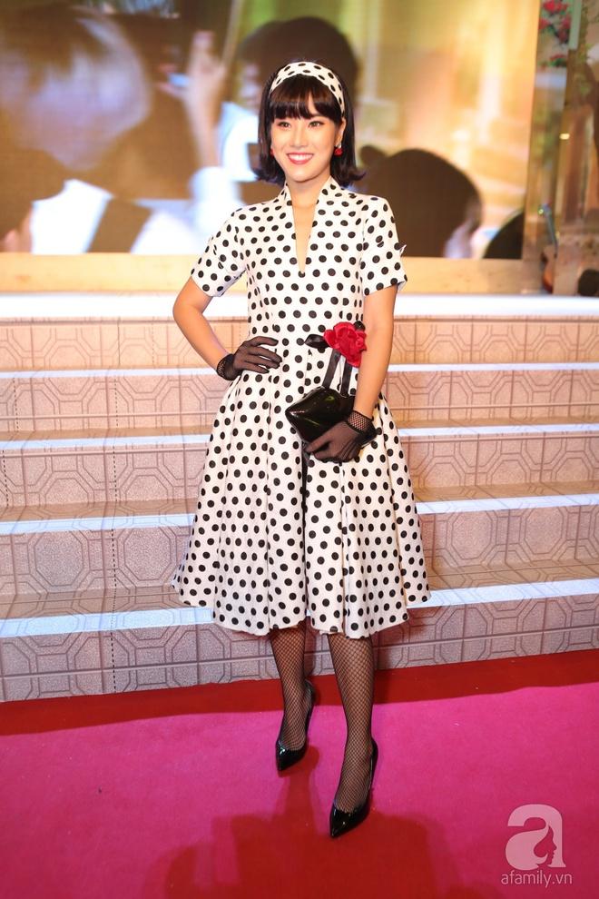 Miu Lê lạ mắt với tóc siêu ngắn, Hoàng Yến Chibi ấn tượng với style cổ điển - Ảnh 2.