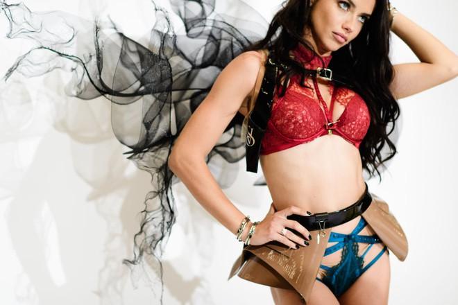 Ai cũng bất ngờ khi Adriana Lima thông báo thời gian nghỉ hưu show Victorias Secret  - Ảnh 6.