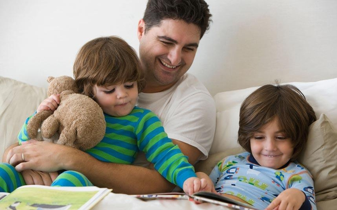 """Nguyên tắc """"ba chữ B"""" giúp bố mẹ không phải vật lộn với con mỗi giờ đi ngủ - Ảnh 2."""