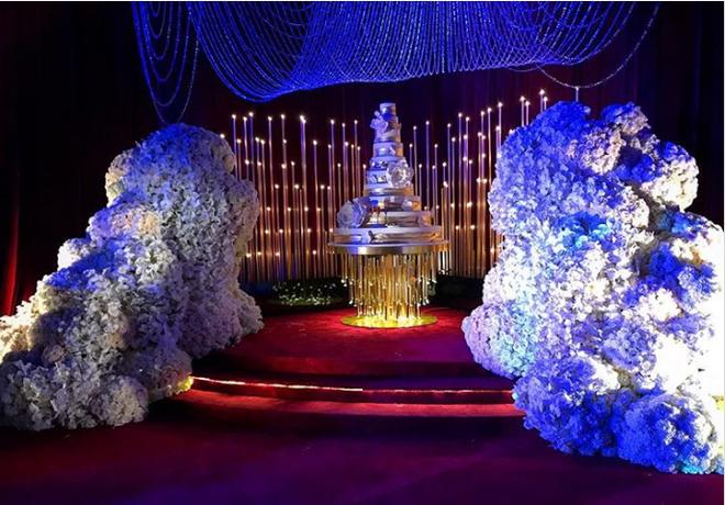 Đám cưới 240 tỷ xa hoa nhất hành tinh của cặp đôi ngậm thìa vàng ngay từ khi chào đời - Ảnh 12.