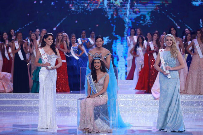 66 năm tổ chức, Miss World hóa ra chỉ là cuộc đua tranh thống trị giữa hai cường quốc nhan sắc Ấn Độ và Venezuela - Ảnh 1.