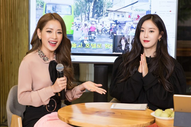 Chi Pu được T-Ara khen ngợi khi khoe giọng hát chay bằng tiếng Hàn  - Ảnh 4.