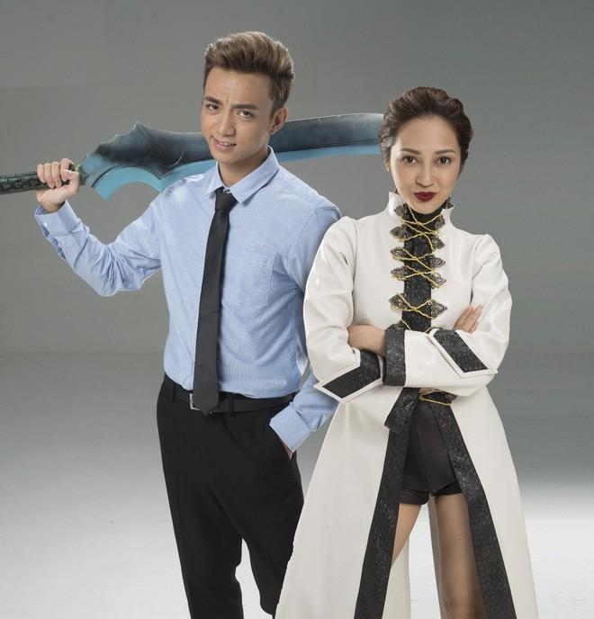 Chán gợi cảm, Bảo Anh bắt tay Soobin Hoàng Sơn hóa thân thành đả nữ - Ảnh 2.