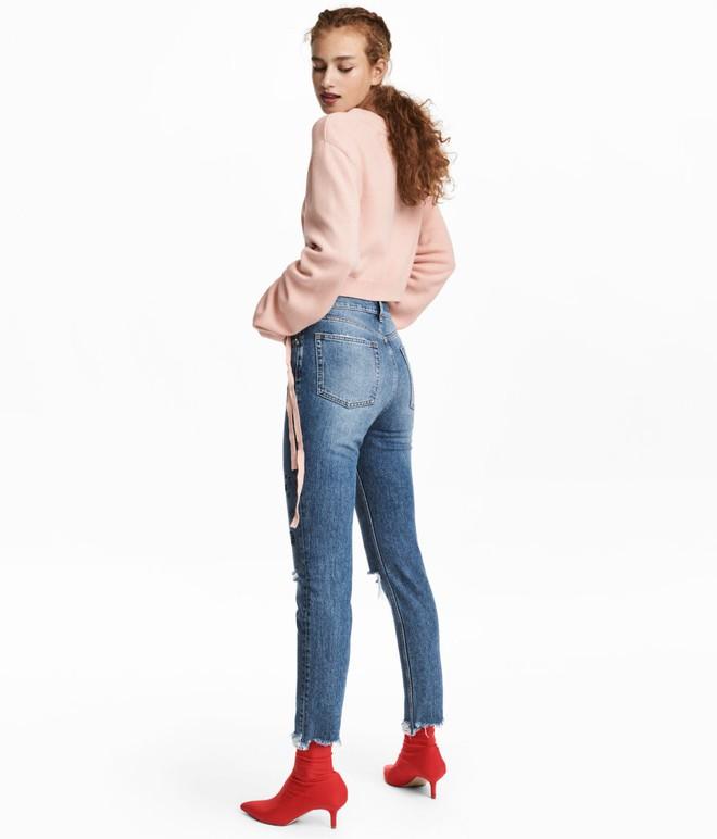 Gợi ý 15 mẫu quần dài từ Zara, Mango, H&M cứ mặc cùng boots là đẹp - Ảnh 4.