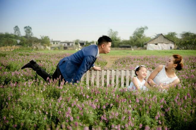 Giảm hơn 30kg, Thanh Huyền Bước nhảy ngàn cân khoe chồng hiền con xinh - Ảnh 3.