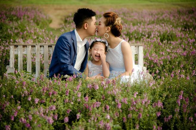 Giảm hơn 30kg, Thanh Huyền Bước nhảy ngàn cân khoe chồng hiền con xinh - Ảnh 4.