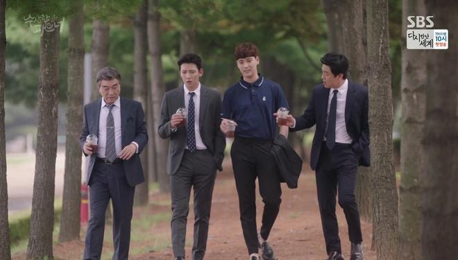 Phim của Ji Chang Wook kết thúc khiến khán giả bội thực bởi độ ngọt ngào - Ảnh 5.