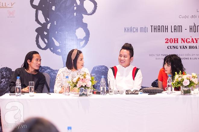 Thanh Lam - Mỹ Linh cực trẻ trung đến chúc mừng Tùng Dương - Ảnh 1.