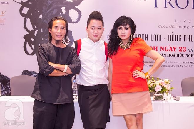 Thanh Lam - Mỹ Linh cực trẻ trung đến chúc mừng Tùng Dương - Ảnh 6.