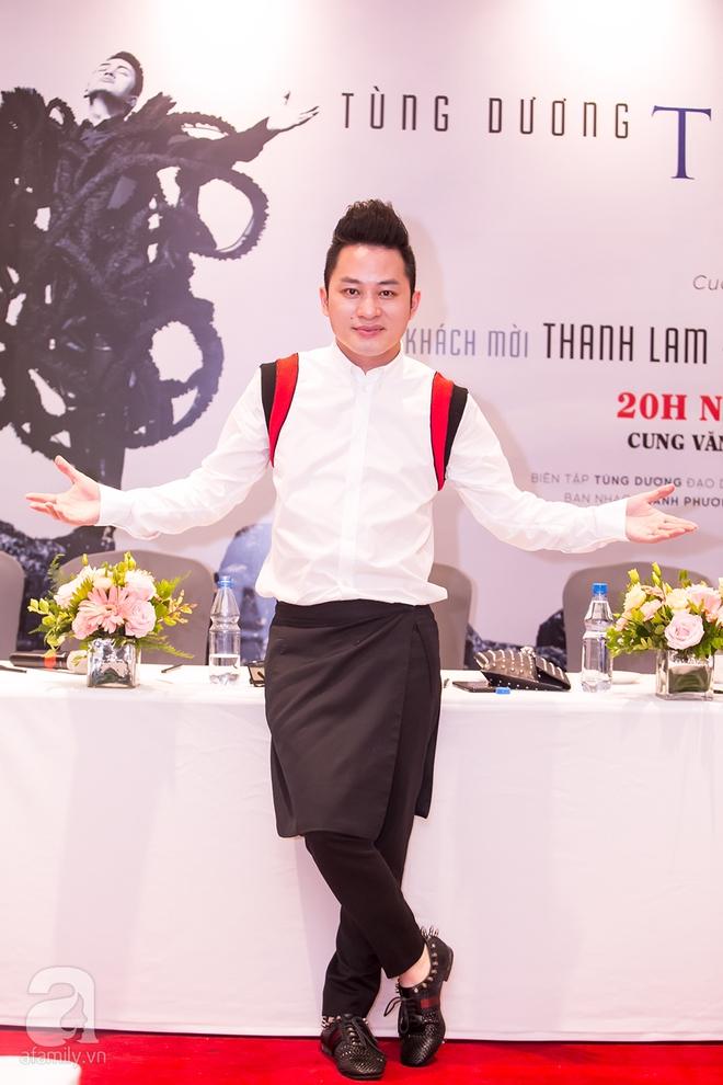 Thanh Lam - Mỹ Linh cực trẻ trung đến chúc mừng Tùng Dương - Ảnh 3.