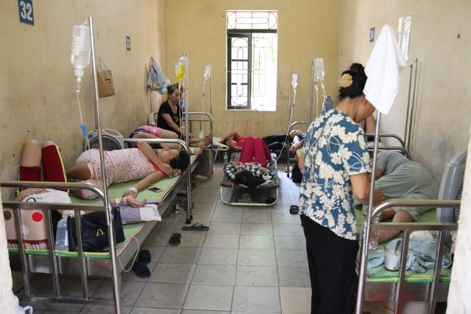 Hà Nội: Thai phụ 26 tuổi sảy thai khi mắc bệnh sốt xuất huyết - Ảnh 1.