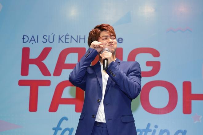 Trở lại Việt Nam sau Tuổi thanh xuân, Kang Tae Oh xúc động đến bật khóc - Ảnh 7.