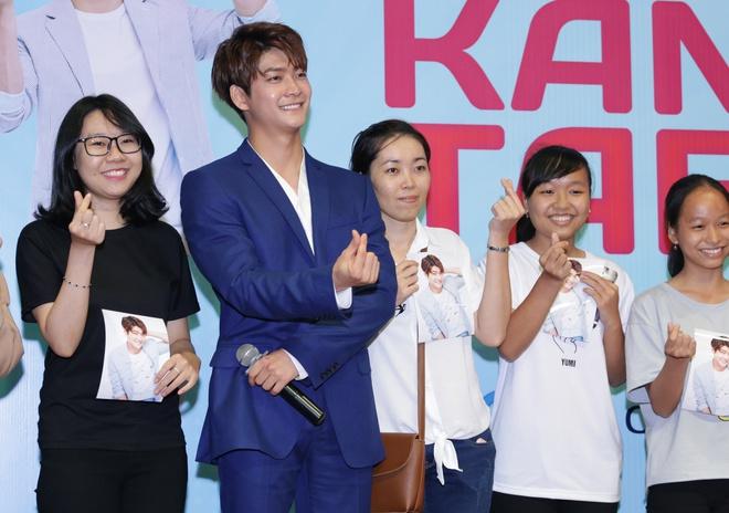 Trở lại Việt Nam sau Tuổi thanh xuân, Kang Tae Oh xúc động đến bật khóc - Ảnh 8.