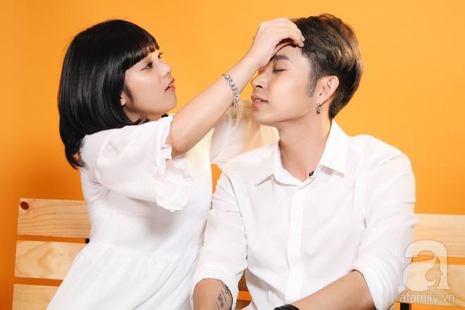 Hoàng Yến Chibi - Jun Phạm: Cặp đôi có tướng phu thê đáng yêu bậc nhất showbiz Việt - Ảnh 9.