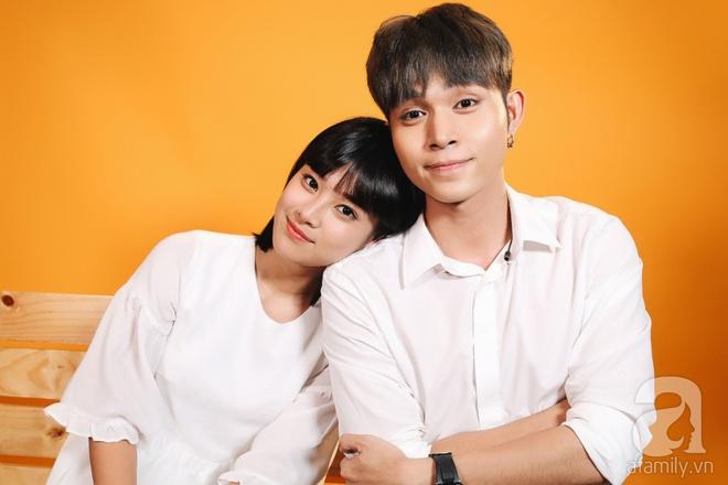 Hoàng Yến Chibi - Jun Phạm: Cặp đôi có tướng phu thê đáng yêu bậc nhất showbiz Việt - Ảnh 5.