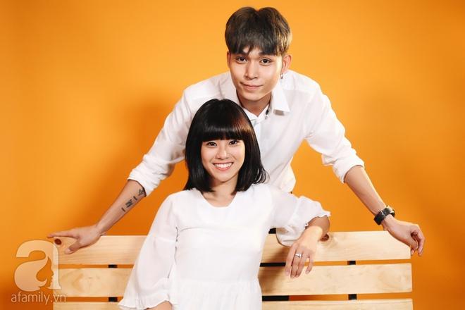Hoàng Yến Chibi - Jun Phạm: Cặp đôi có tướng phu thê đáng yêu bậc nhất showbiz Việt - Ảnh 6.