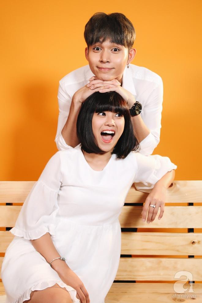 Hoàng Yến Chibi - Jun Phạm: Cặp đôi có tướng phu thê đáng yêu bậc nhất showbiz Việt - Ảnh 8.