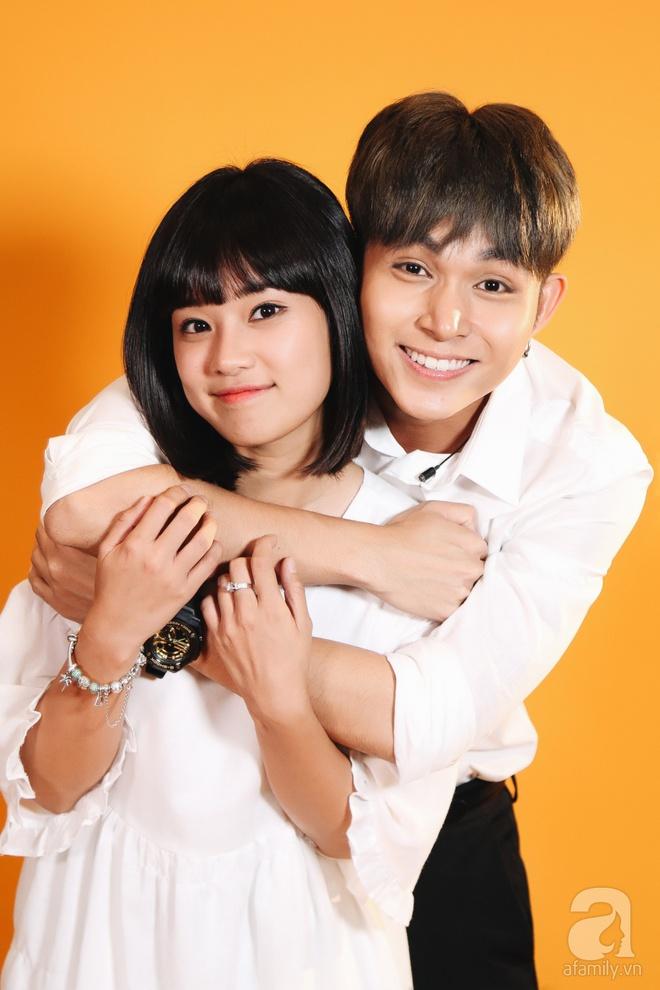 Hoàng Yến Chibi - Jun Phạm: Cặp đôi có tướng phu thê đáng yêu bậc nhất showbiz Việt - Ảnh 12.