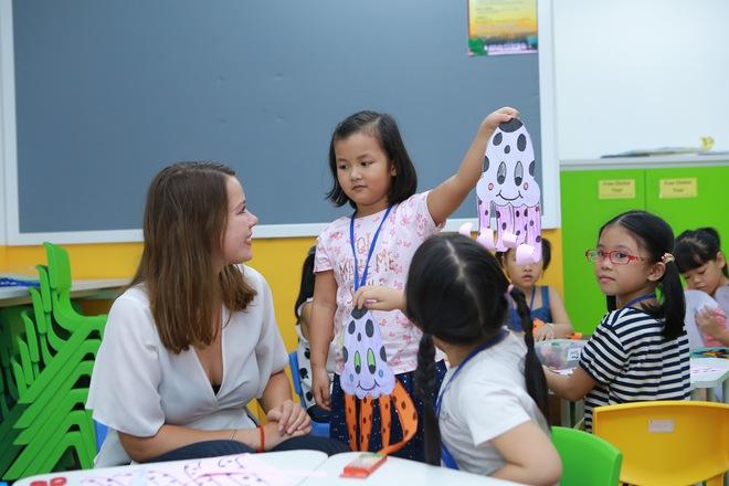 Mẹ có biết: 3 giai đoạn học tiếng Anh của trẻ mẫu giáo - Ảnh 3.
