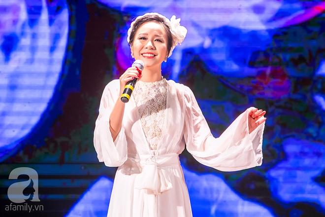 NSND Thu Hiền bất ngờ khi trò cưng xinh đẹp làm mới các ca khúc dân gian - Ảnh 7.