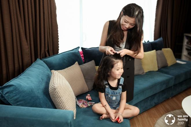 Tô Hồng Vân - bà mẹ quyết đổi nghề khi đã có 3 con: Bởi đam mê luôn nằm trong tim - Ảnh 5.
