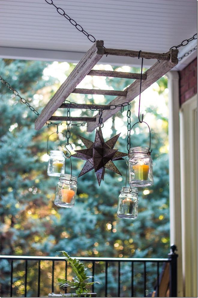 7 mẫu đèn chùm thả trần độc đáo bạn có thể mua hoặc tự làm một cách đơn giản - Ảnh 7.