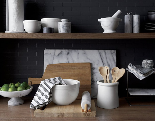 Một nhà bếp tinh tế, hiện đại sẽ chẳng thể thiếu được những món đồ này - Ảnh 9.