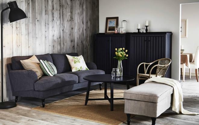 3 nguyên tắc giúp bạn dù có chi phí eo hẹp vẫn có thể thiết kế phòng khách đẹp như mơ - Ảnh 3.