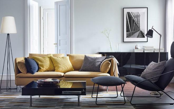 3 nguyên tắc giúp bạn dù có chi phí eo hẹp vẫn có thể thiết kế phòng khách đẹp như mơ - Ảnh 4.