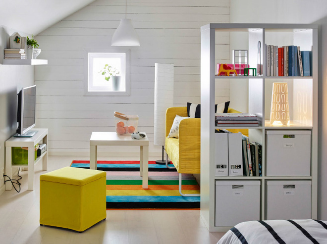 3 nguyên tắc giúp bạn dù có chi phí eo hẹp vẫn có thể thiết kế phòng khách đẹp như mơ - Ảnh 16.