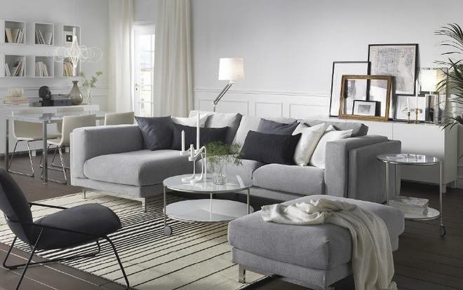 Đây là những phòng khách đẹp như trong mơ mà bạn có thể thiết kế khi có chi phí eo hẹp - Ảnh 6.