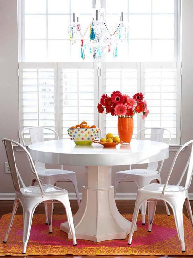 10 lời khuyên ai cũng có thể áp dụng để có phòng ăn đẹp tinh tế trong căn nhà nhỏ - Ảnh 1.