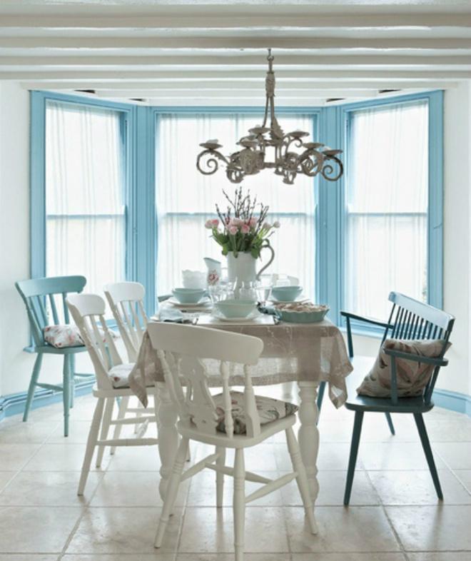 10 lời khuyên ai cũng có thể áp dụng để có phòng ăn đẹp tinh tế trong căn nhà nhỏ - Ảnh 12.